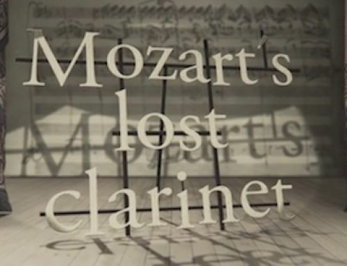 Mozart´s Lost Clarinet