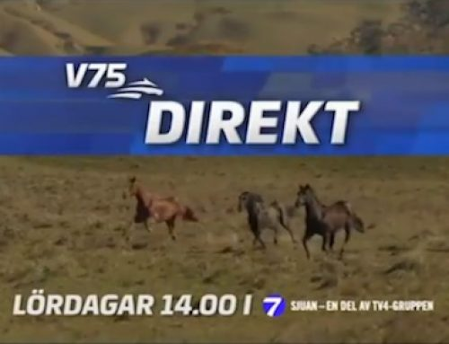 Trailer V75 Direkt Erik Adielsson